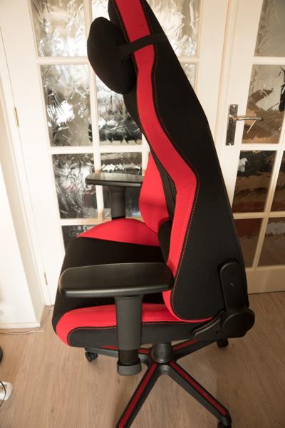 Tremendous Nitro Concepts S300 Zwart Rood Dutchiee Userreviews Uwap Interior Chair Design Uwaporg